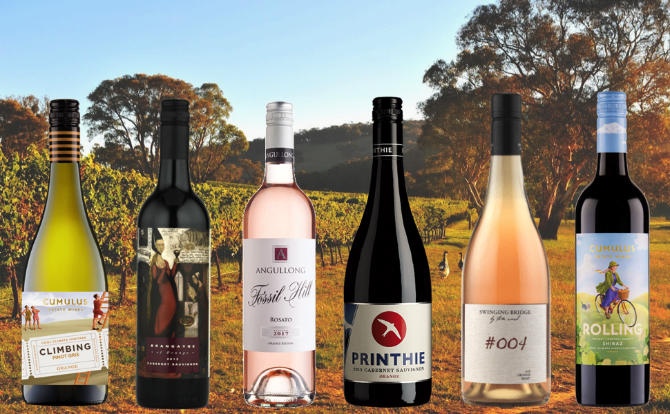 TOP PICK WINERIES IN ORANGE FEATURING THEIR BEST WINES
